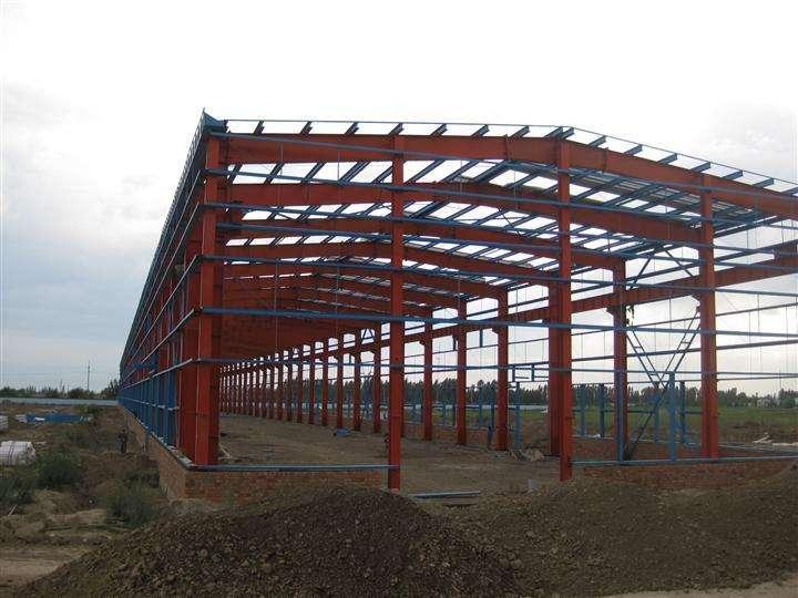 清远钢结构仓库