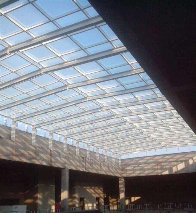 清远钢结构玻璃棚