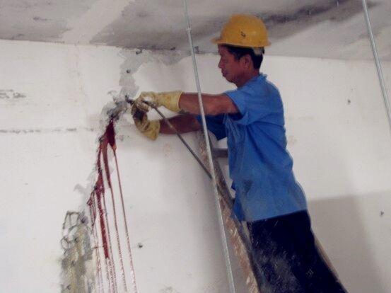 台州防水堵漏公司