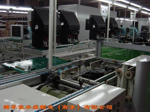 南京流水线-组装生产流水线设备及产品直立机