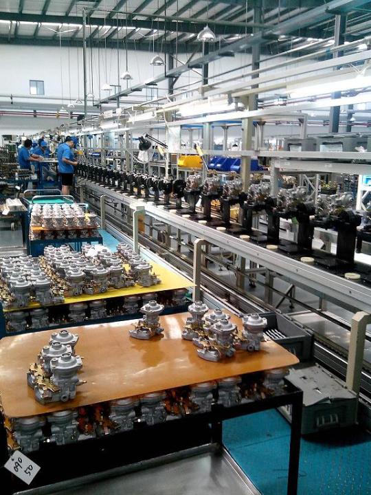 南京流水线制造商