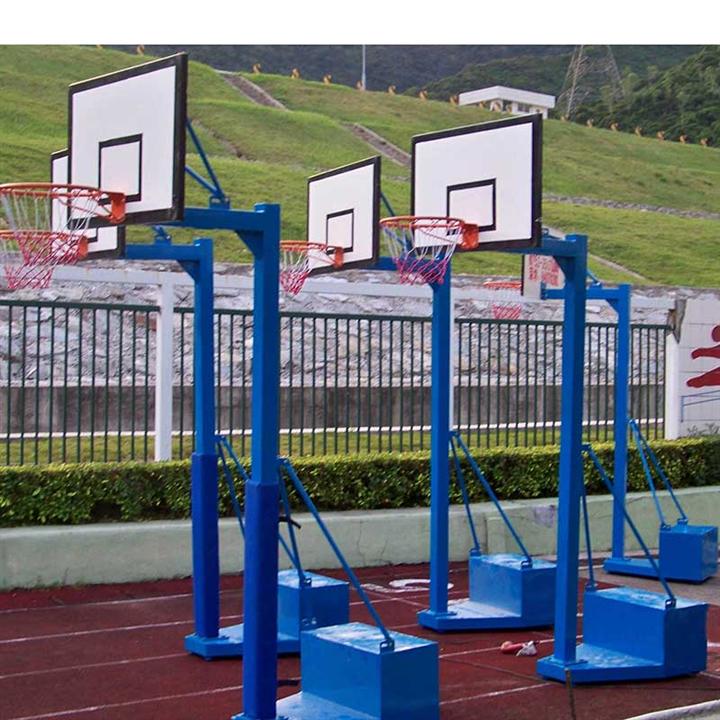 小型移动式篮球架 篮球架生产厂价 成人标准篮球架