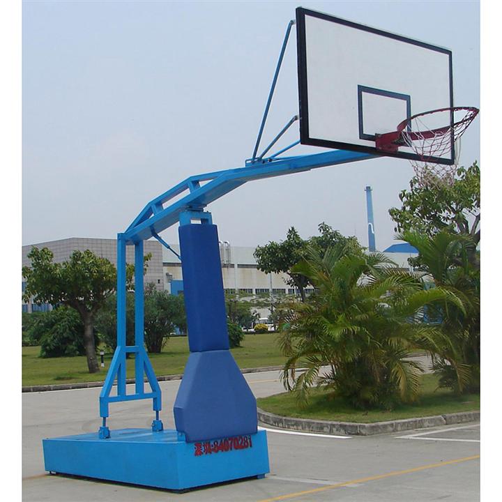 移动式篮球架 平箱式篮球架 惠州篮球架生产厂家 篮球架价格
