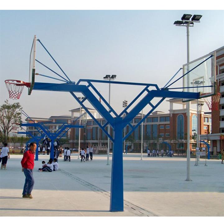 海燕式高档篮球架  活动式篮球架  成人篮球架生产厂家