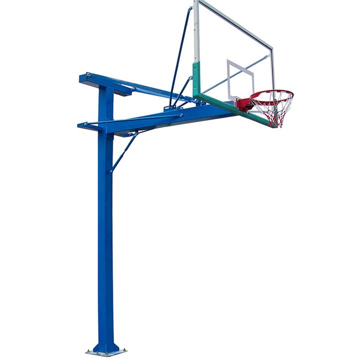 惠州篮球架生产厂家,成人标准篮球架,固定式篮球架,篮球板更换