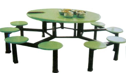 JXA004 十人位圆台餐桌
