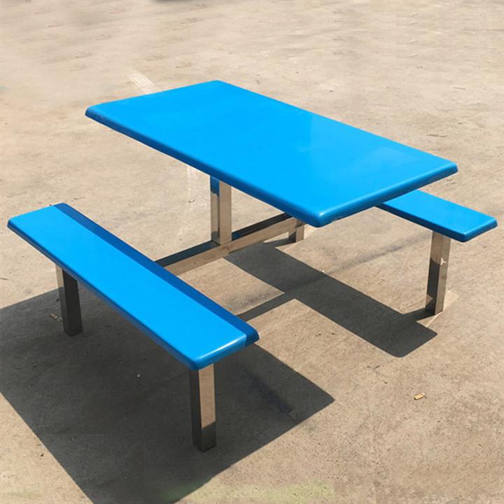 不锈钢餐桌椅 食堂餐桌椅 惠州深圳厂家批发