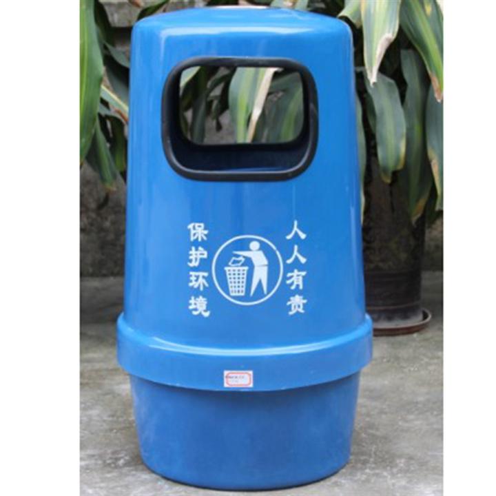 分类垃圾桶 户外玻璃钢垃圾桶 惠州垃圾桶生产厂家