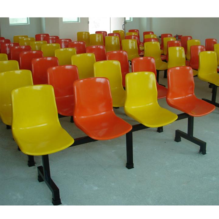玻璃钢排椅 玻璃钢休闲椅 四位排椅
