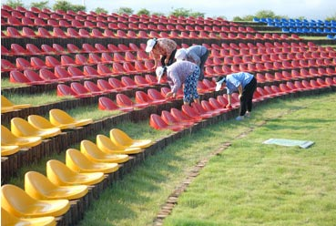 球场看台椅|供应球场看台椅|河源球场看台椅供应商|