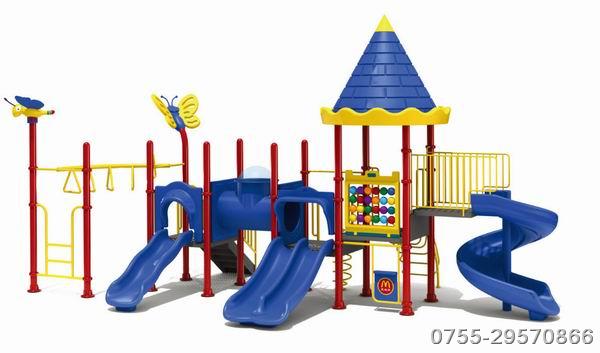 HGF012  儿童滑梯