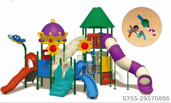 HGF011  儿童滑梯