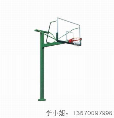 HGL009  方型独臂篮球架