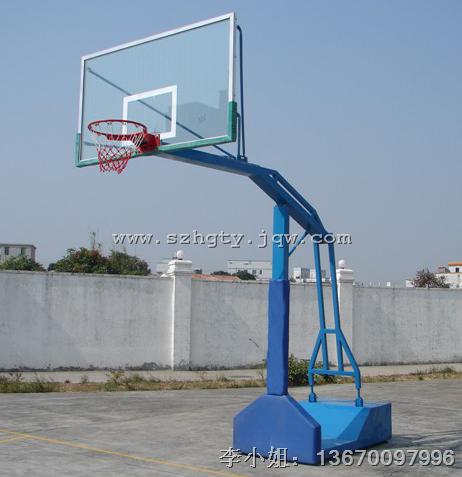 HGL007  调制式底座篮球架