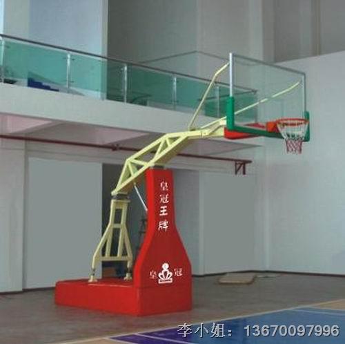 HGL006  仿液压豪华篮球架