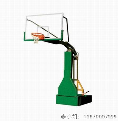 HGL005  仿液压豪华篮球架