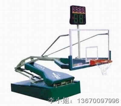 HGL003 电动液压豪华篮球架