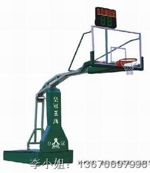 HGL002  电动液压豪华篮球架