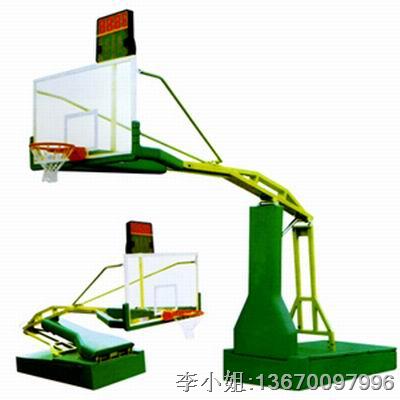 HGL001 电动液压移动豪华篮球架