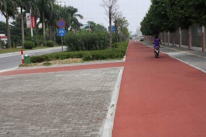 城市绿道(3)