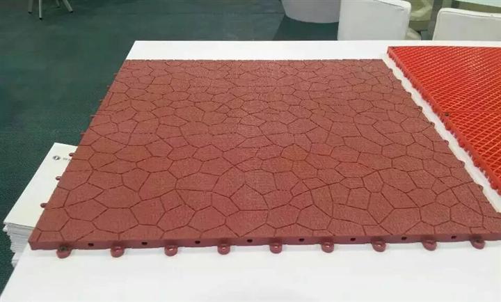 2016款石纹悬浮地板