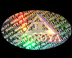 holograms stickers ,电码防伪标签、水印纸防伪印刷