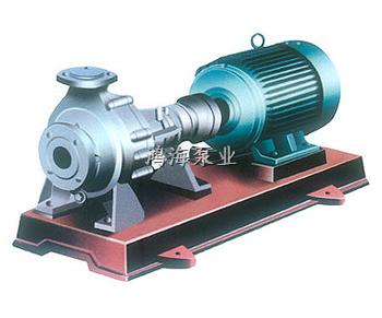 风冷式高温导热油泵――RY系列
