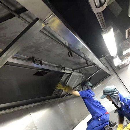 西安专业清洗维修安装大型油烟机