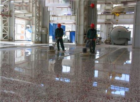 西安水磨石施工