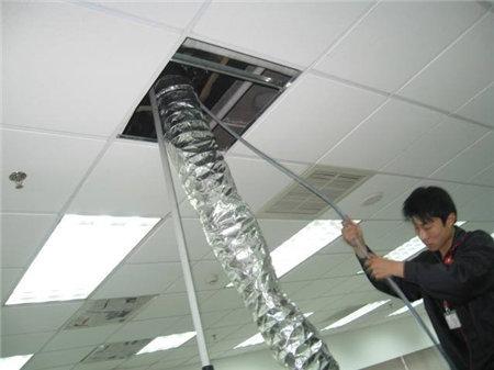西安清洗空调保养