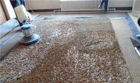 西安专业地毯无死角清洗
