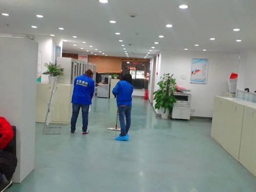 西安承接物业小区常年保洁清洗公司