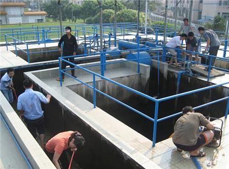 西安小区蓄水池清洗公司