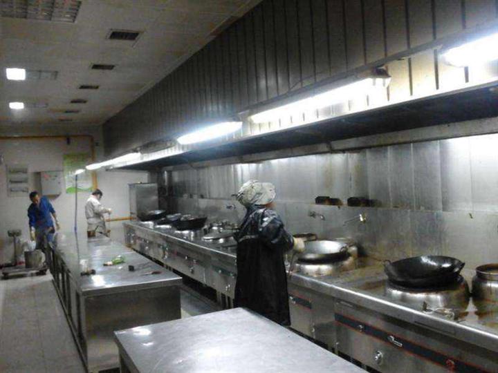 雁塔厨房油烟管道清洗