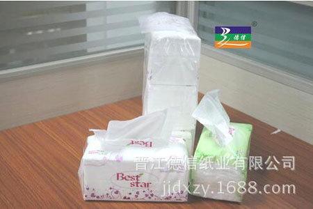 晋江德信纸业-专业纸巾OEM出口加工商